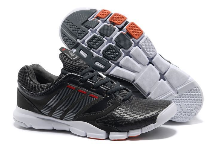 new styles d61df 75d41 Adidas Adipure Trainer 360 Black Cym Red Q20505