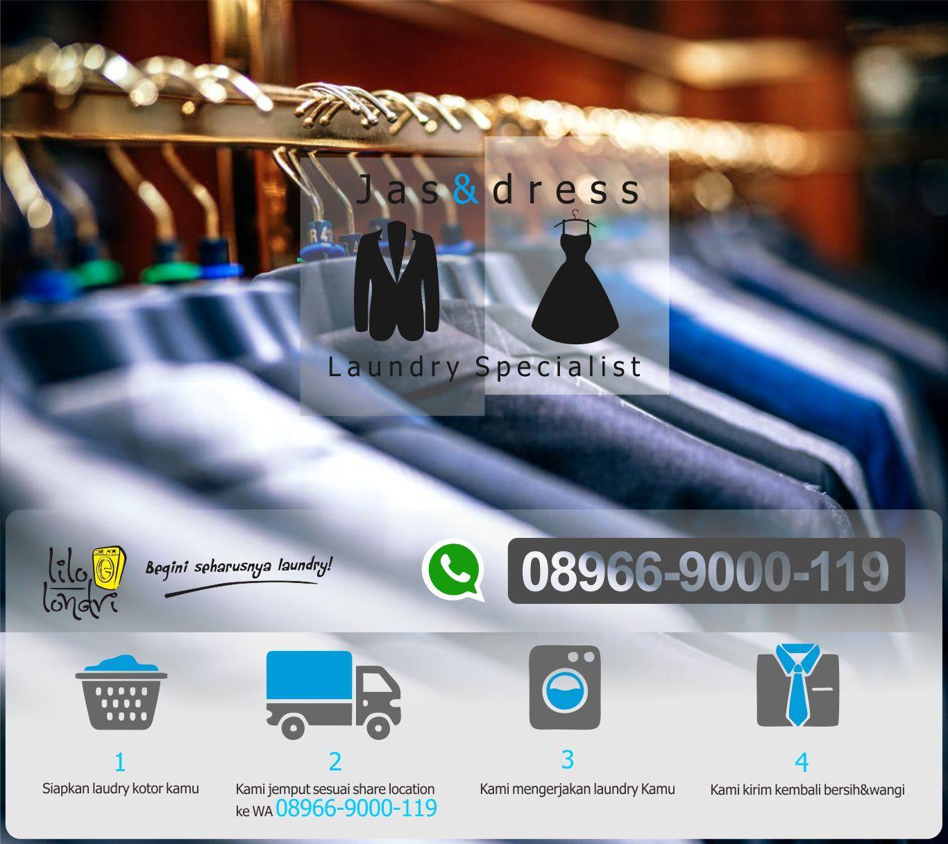 """Kami hadir dengan konsep baru """"the new era of laundry"""