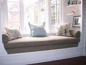 Natbot Movin Along Window Seat Cushions Upholstered Window Seat Bay Window Seat