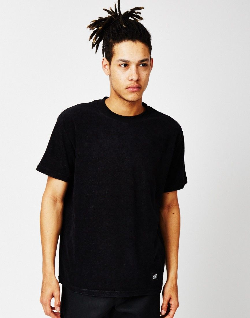 Cheap Monday Schizo T-Shirt Black | Shop men's clothing at The ...