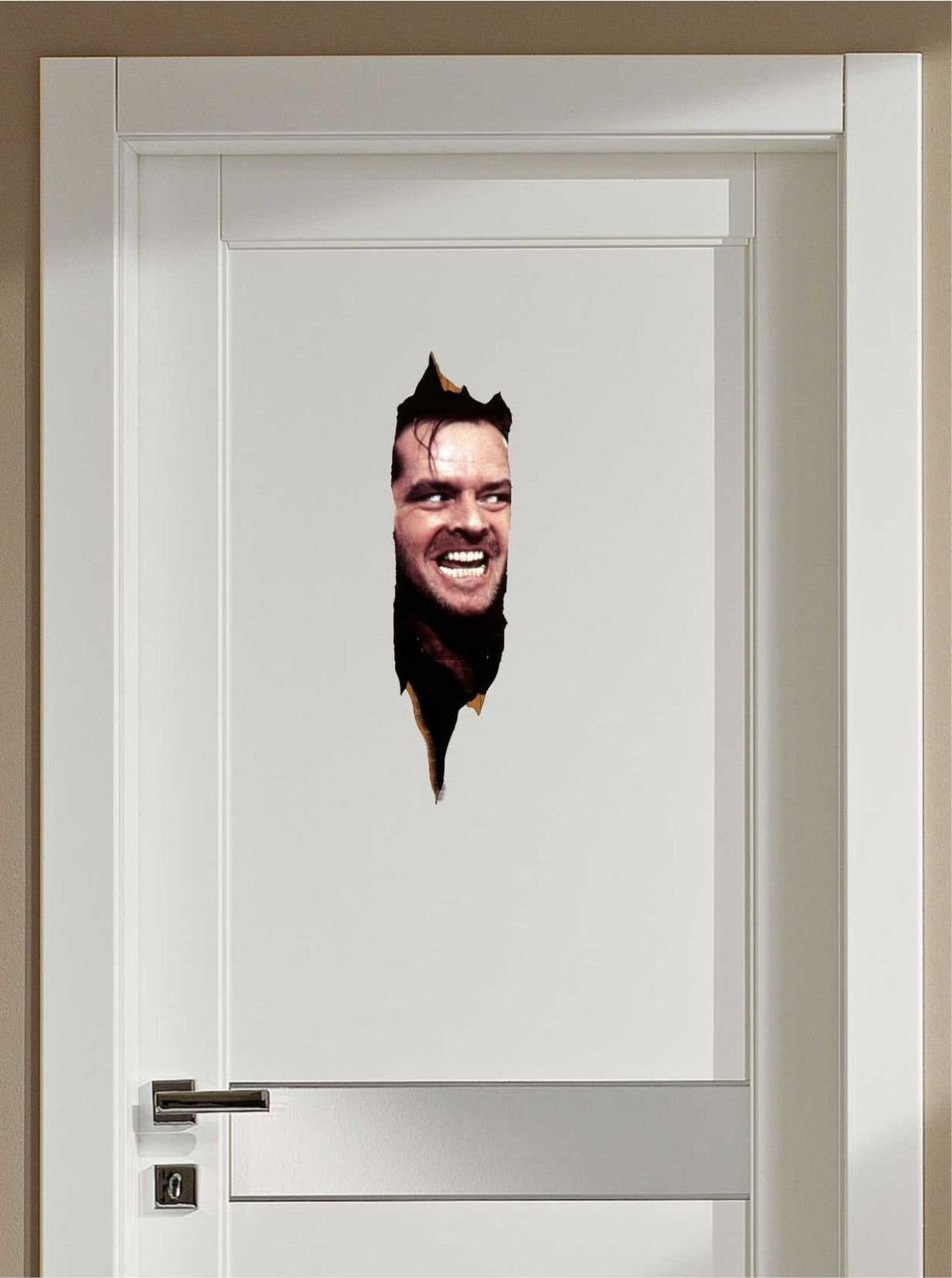 the shining heres johnny fatheadstyle wall graphic
