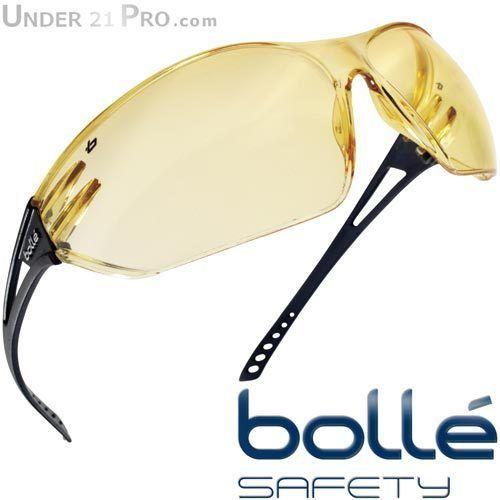 Lunettes de protection Bollé Safety SOLIS verres fumés sport soleil montagne cb608f94338e