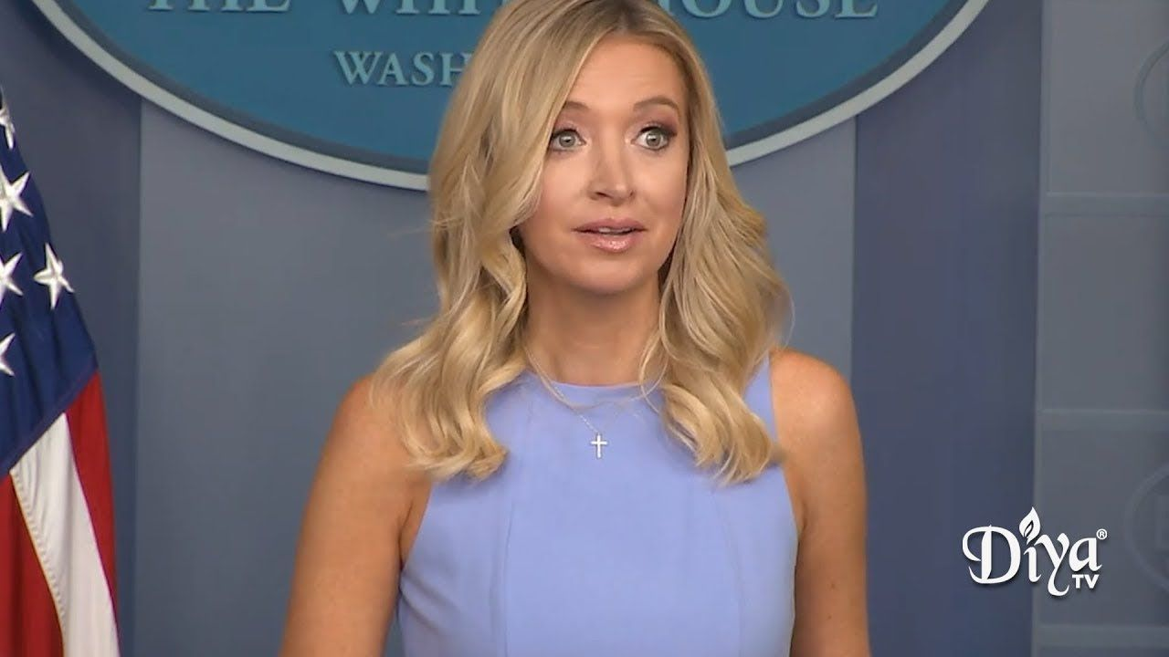 Youtube In 2020 Kayleigh Mcenany Trump White House