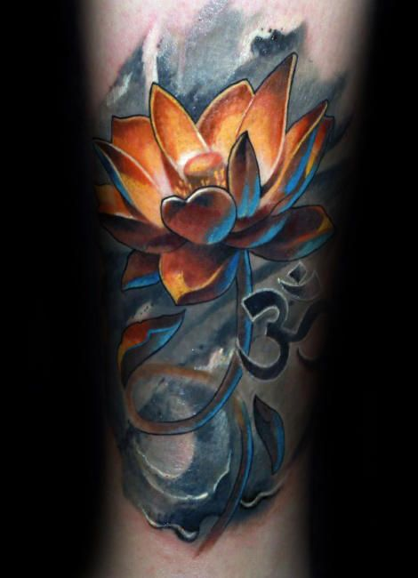 Top 103 Lotus Flower Tattoo Ideas 2020 Inspiration Guide Lotus Tattoo Design Lotus Flower Tattoo Design Om Tattoo Design