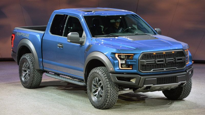 Ford F 150 Raptor Gets Ecoboost V6 New Chassis And Aluminum Body