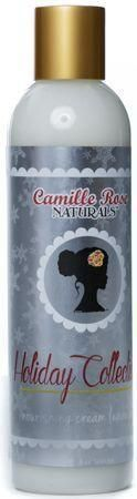 Camille Rose Naturals Holiday Collection Nourishing Cream Leave In 8 Oz