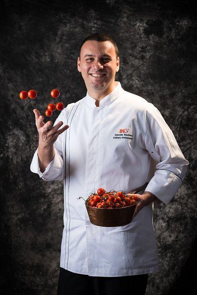 chef samuele baudoino