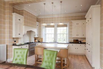 Scottish Castle restoration - traditional - kitchen - glasgow - Malcolm Duffin Design