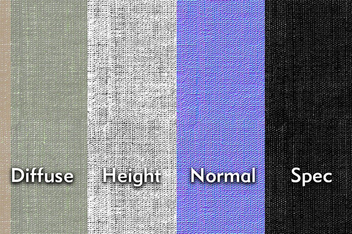 Striped Fabric Texture Pack #Pack#Texture#texture#Tileable