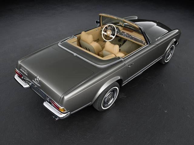 Mercedes-Benz 230 SL – Arthur Bechtel Mercedes-Benz 230 SL Pagode (ID1219) Gesch…