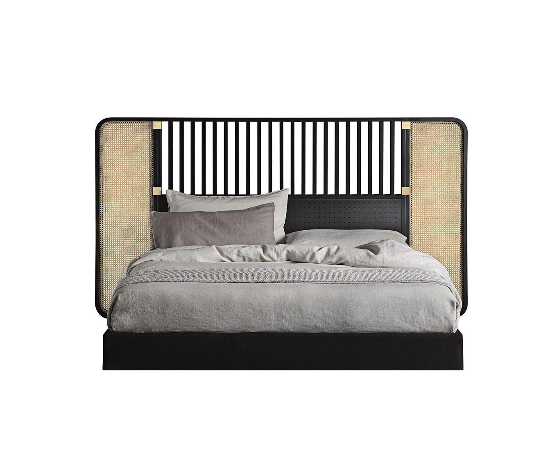 Gebruder Thonet Vienna Ottow Bed Furniture Bedroom Headboard