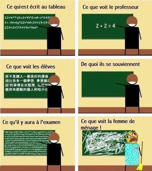 『 Vas-y, marre-toi 』 – #École+tableau+PointDeVue
