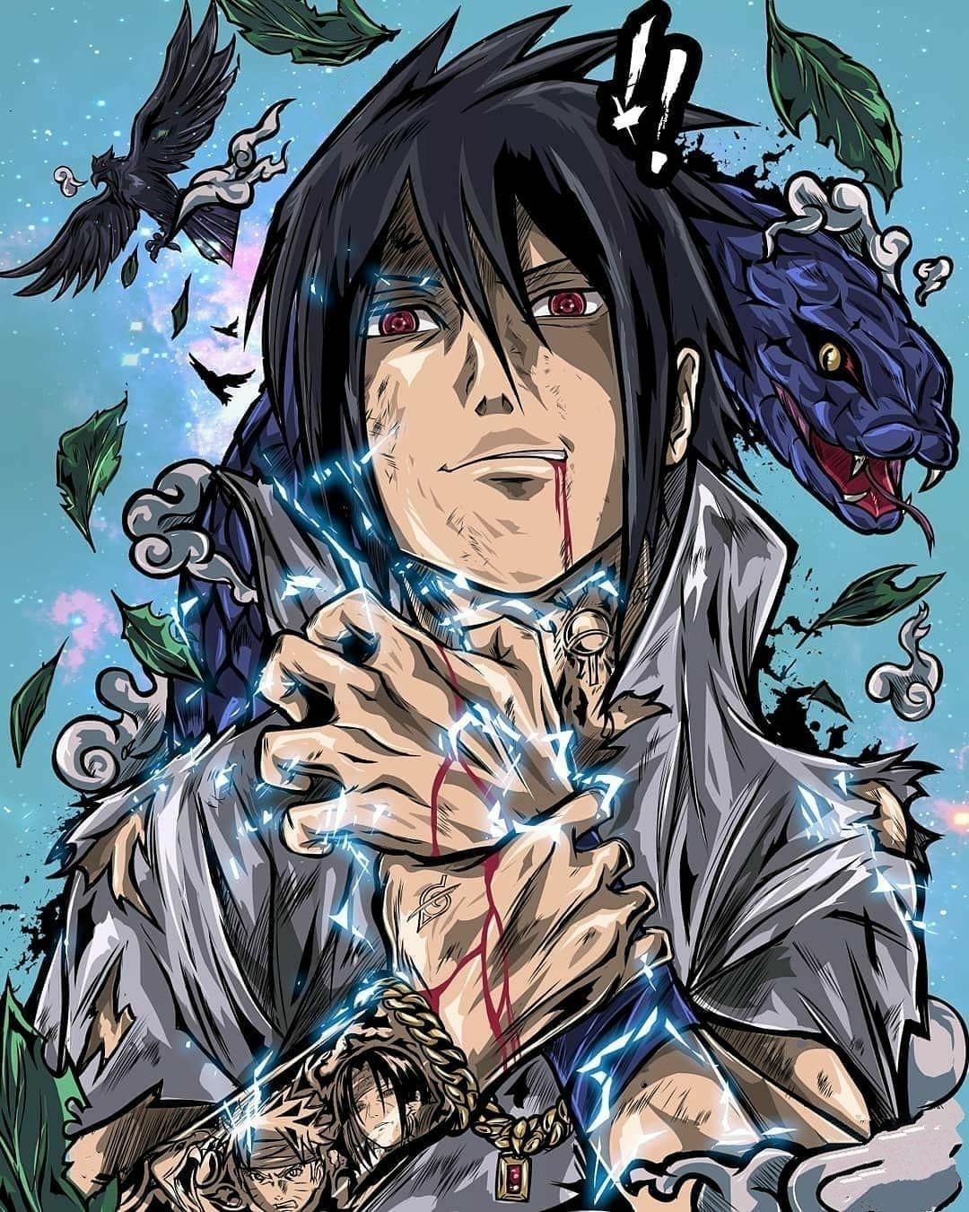 Sasuke Sasuke Thanksgivingwallpaperphone In 2020 Naruto Art Anime Naruto Naruto Shippuden Anime