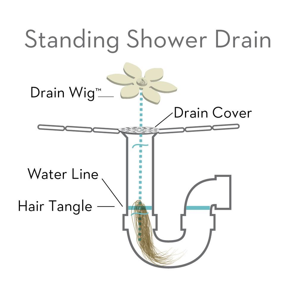 Prevent Clogged Drains Before They Happen How The Drainwig Works