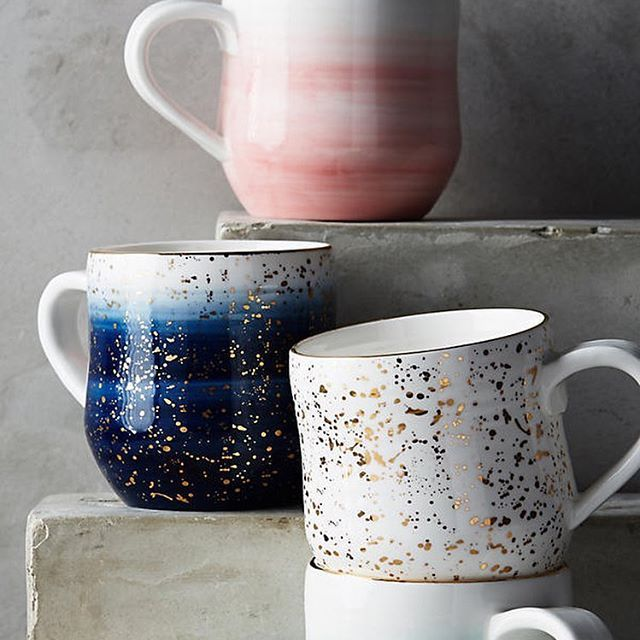 Guys My Favorite Ever Mugs Are On Sale For A Limited Time Anthropologie Link In Profile To Shop Suite Tableware Artisan Pottery Ceramic Tableware