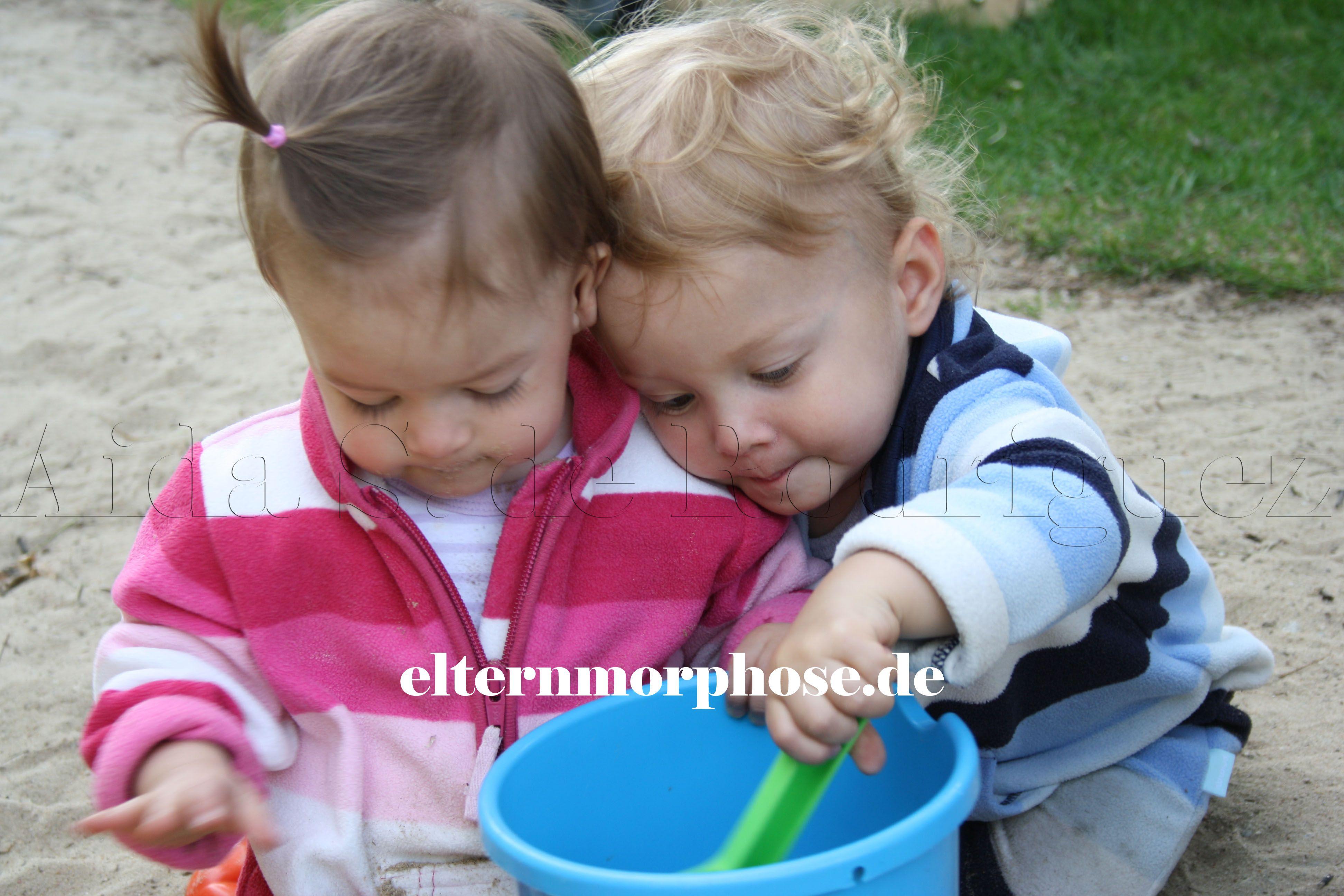 Warum Kinder nicht zum Teilen angehalten werden sollten