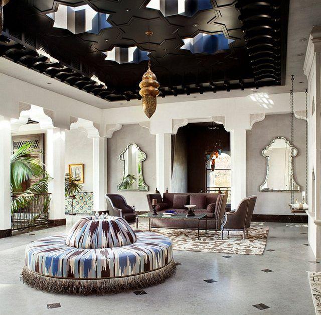 Décoration salon marocain de luxe par gordon stein design