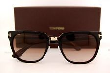 09475bf0ffb Brand New Tom Ford Sunglasses TF 0290 290 Rock 01F Black Brown For ...