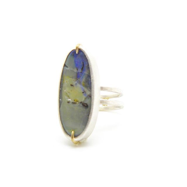 More opal!! #hannahblountjewelry