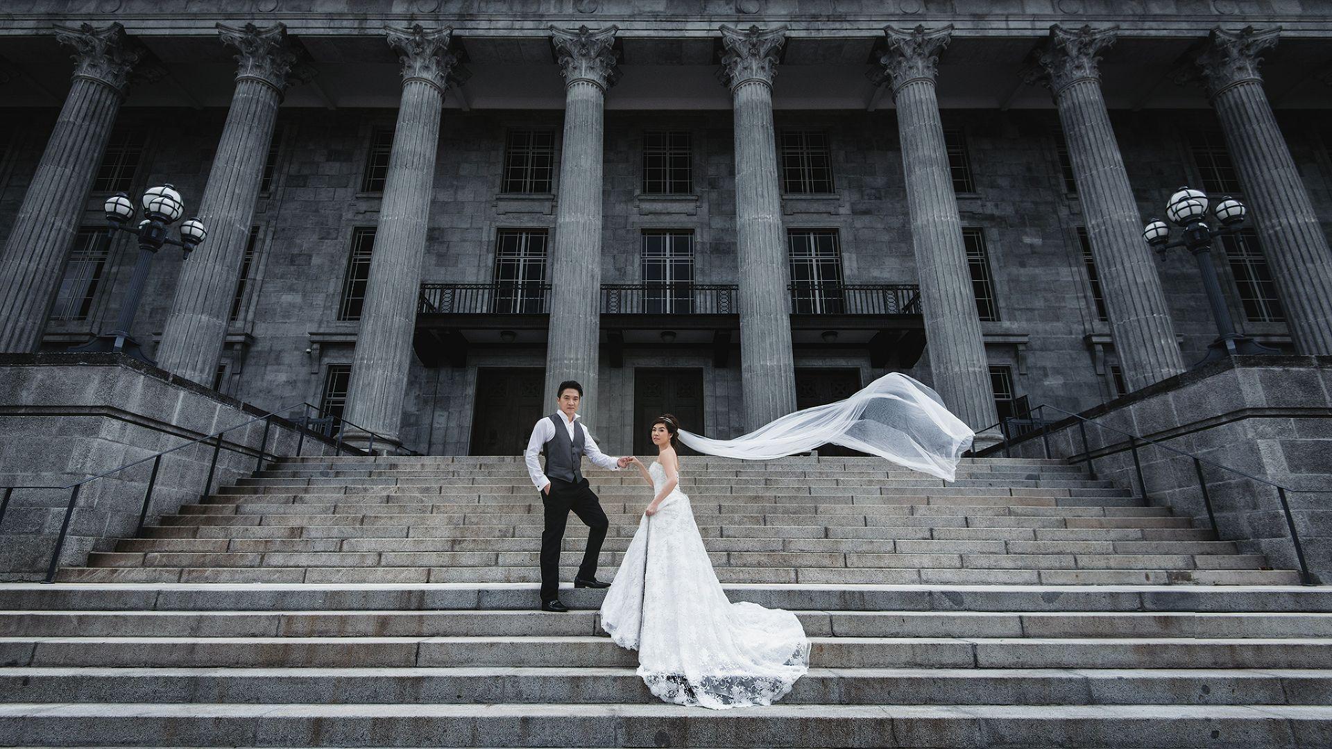 Pre Wedding EkkYok Luvpersecond Studio