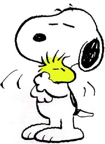 Amigos Inseparables Snoopy Love Snoopy Snoopy And Woodstock