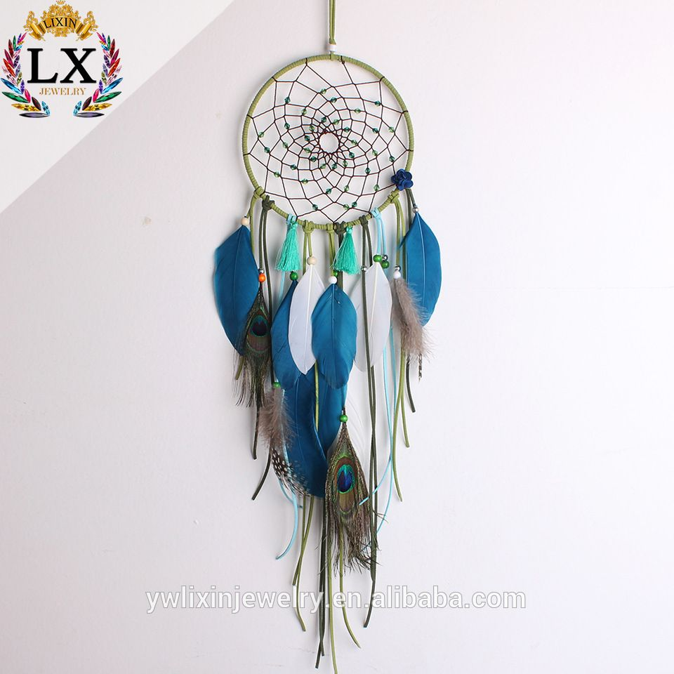Wholesale Dream Catchers Adorable Dlx00045 Dream Catcher Wall Hanging With Crystal Wholesale Factory 2018