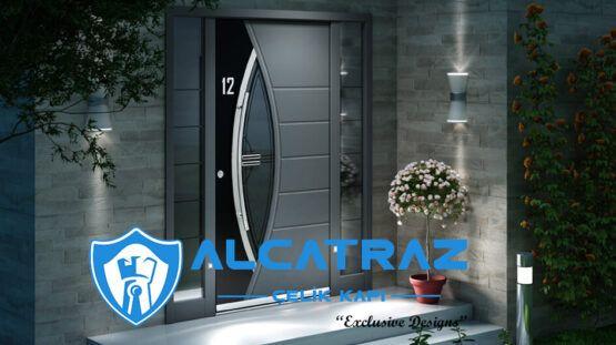 Front Door Haustür Stahltür Villa Door Steel Door باب حدي…
