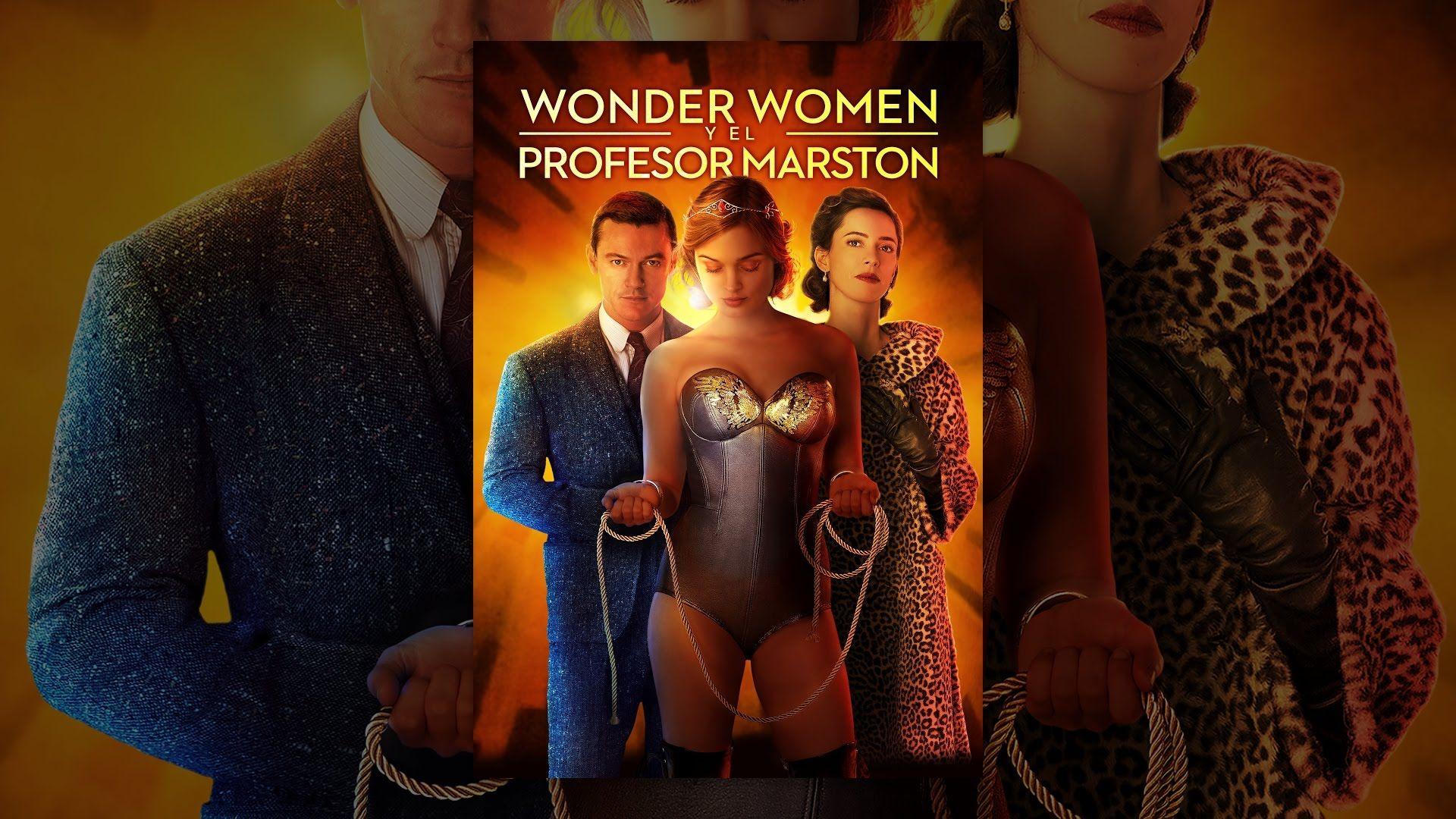 Wonder Women Y El Profesor Marston Mujer Maravilla Lindy Hop Luke Evans