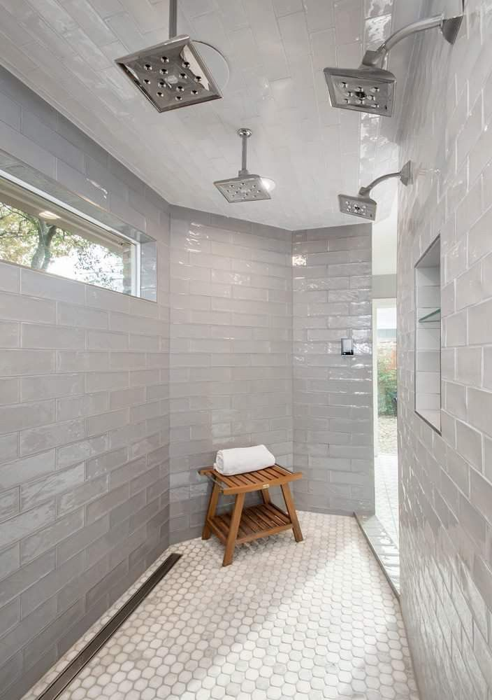 Impressive Walk In Shower Designs To Upgrade Your Lovely Bathroom