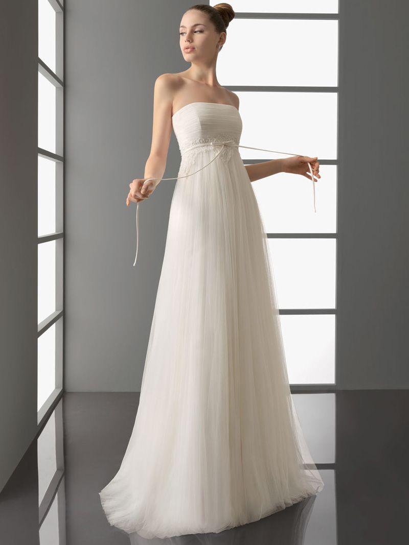 Simple wedding dresses wedding dress complement your wedding we