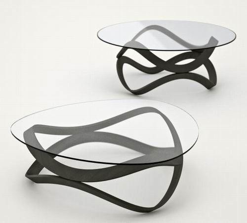 mesas de centro futuristas - Buscar con Google COSAS PARA EL HOGAR