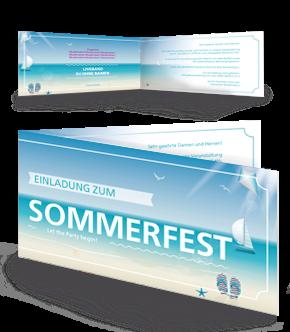 Kostenlose Sommerfest Einladungskarten Vorlagen Von Www.onlineprintxxl.com # Einladung #sommerfest #grafik