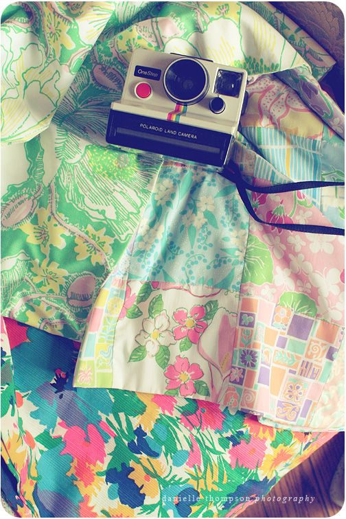Lilly Pulitzer Vintage finds from Danielle Thompson Photography
