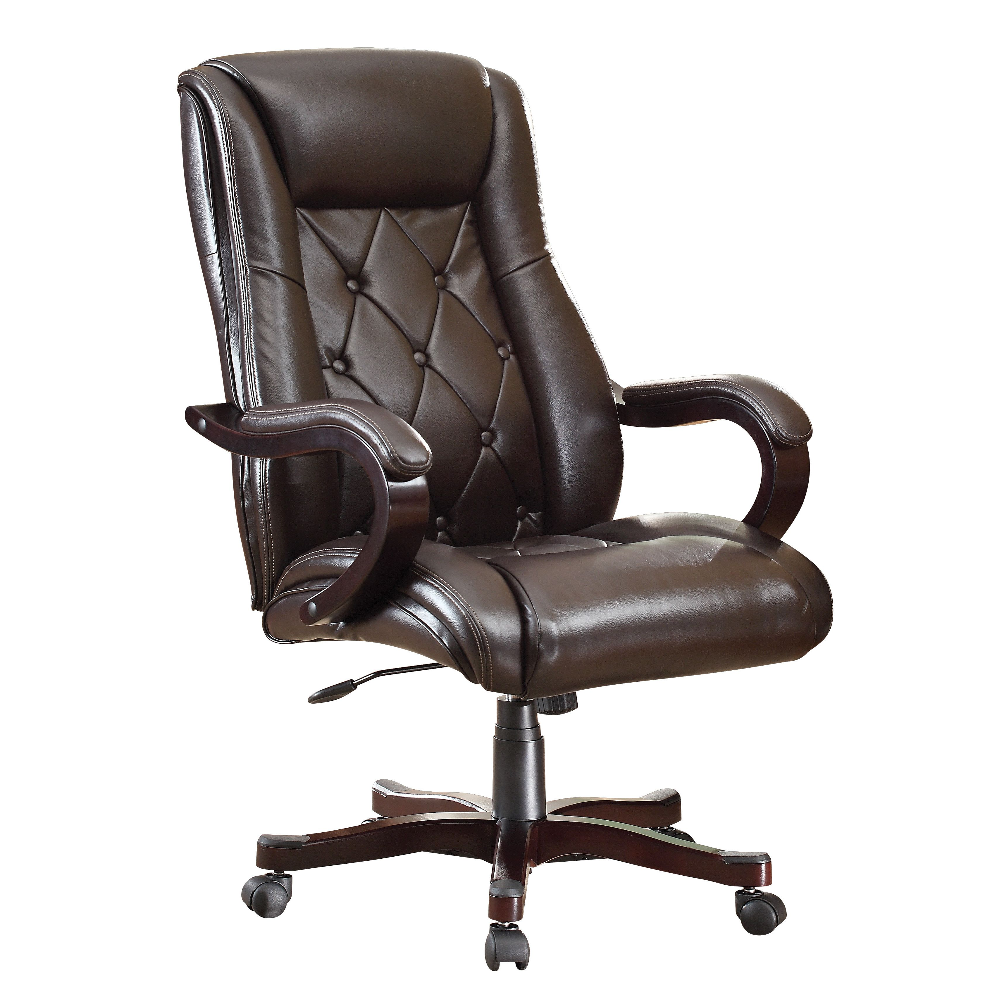 Executive Leather Office Chair Kreslo Mebel