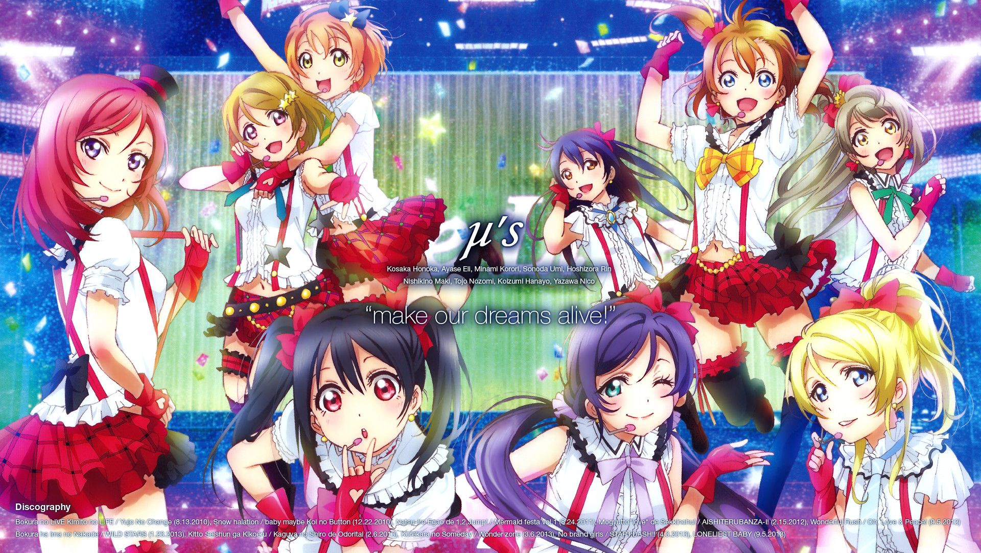 1000+ images about ラブライブ on Pinterest