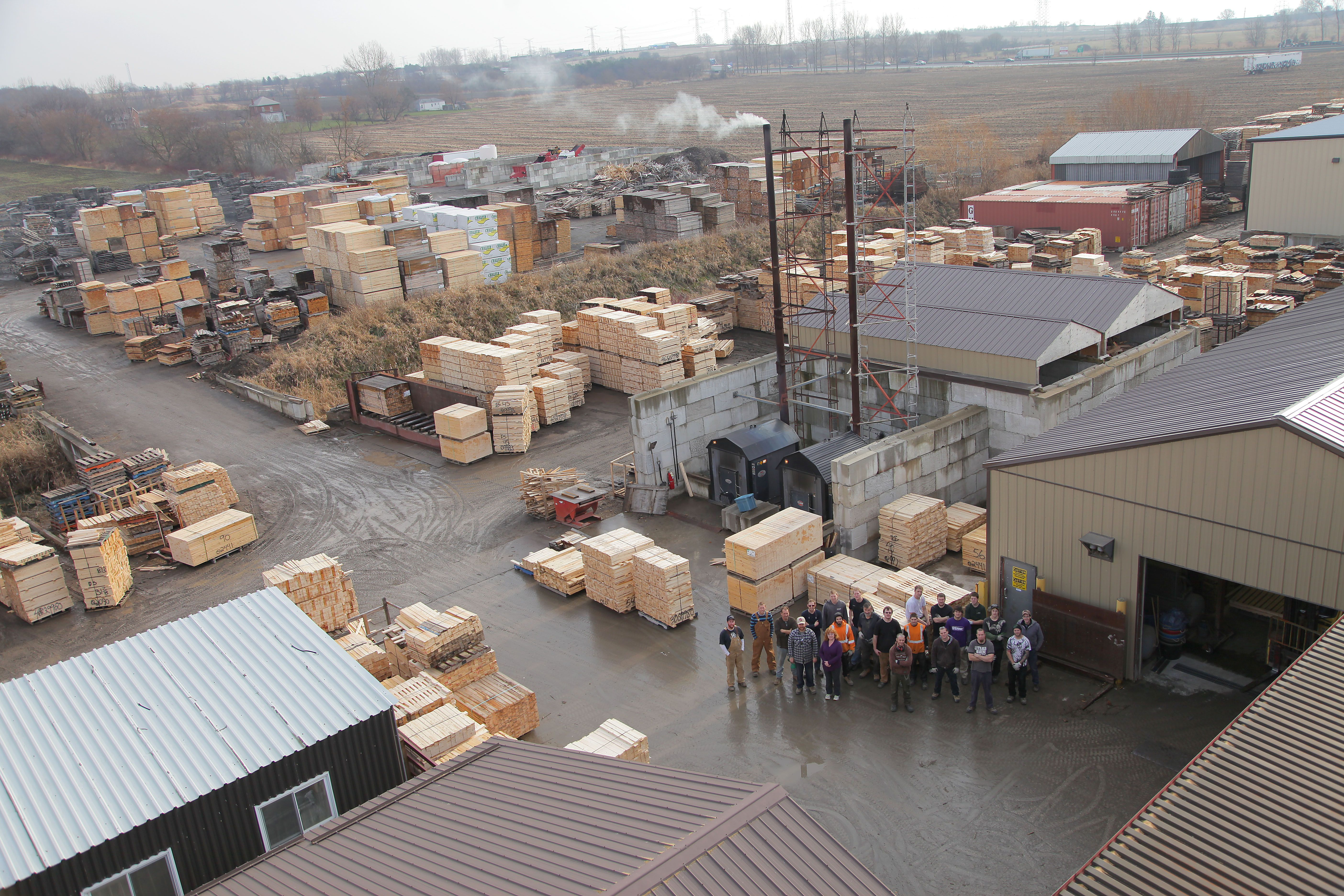 Bowmanville Wood Products profiled in the December 2013 ...