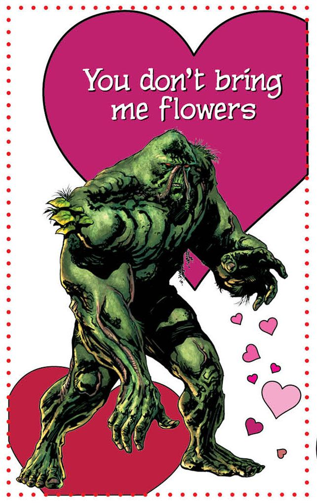 dc comics - the new 52 valentine's day cards | dc comics | love, Ideas