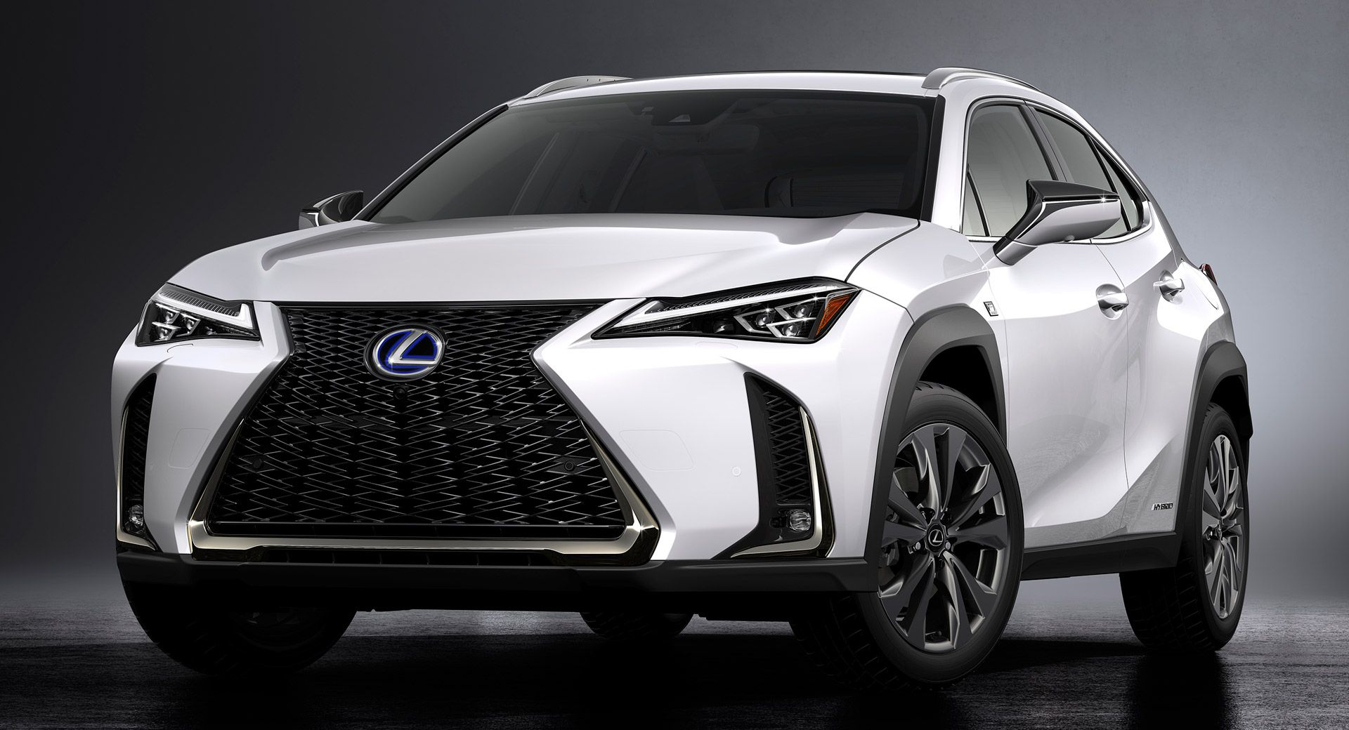 Lexus UX Joins The Increasingly Crowded Small Luxury SUV