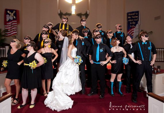 Exceptional Dream Wedding · Batman Wedding Ideas ...