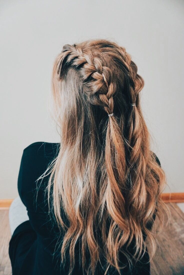 Pinterest Insppo Cute Ponytail Hairstyles Long Hair Styles Cute Hairstyles For Homecoming