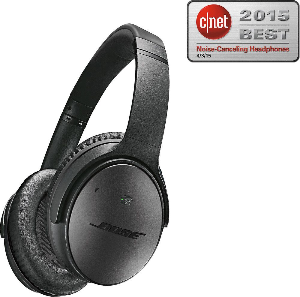 Bose Quietcomfort 25 Acoustic Noise Cancelling Headphones Special Edition Triple Black For Music And Calls With Samsung And Android Devices At Crutchfield Headphones Audiophile Headphones Noise Cancelling Headphones