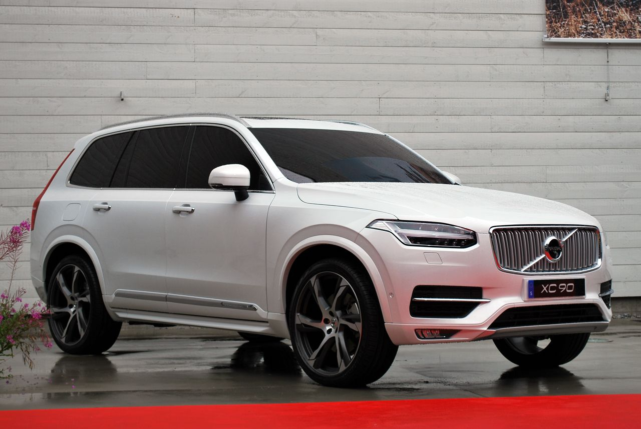 2015 Volvo Xc90 Live Reveal Photo Gallery With Images Volvo