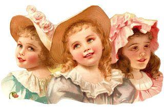 Antique Images: Free Victorian Graphic: Antique Victorian Scrap of...