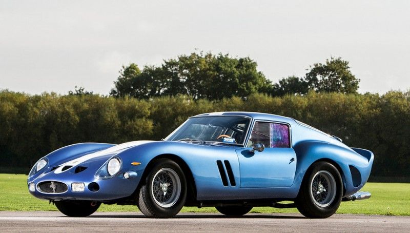 1962 Ferrari 250 Gto Set To Sell For 55 Million With Images