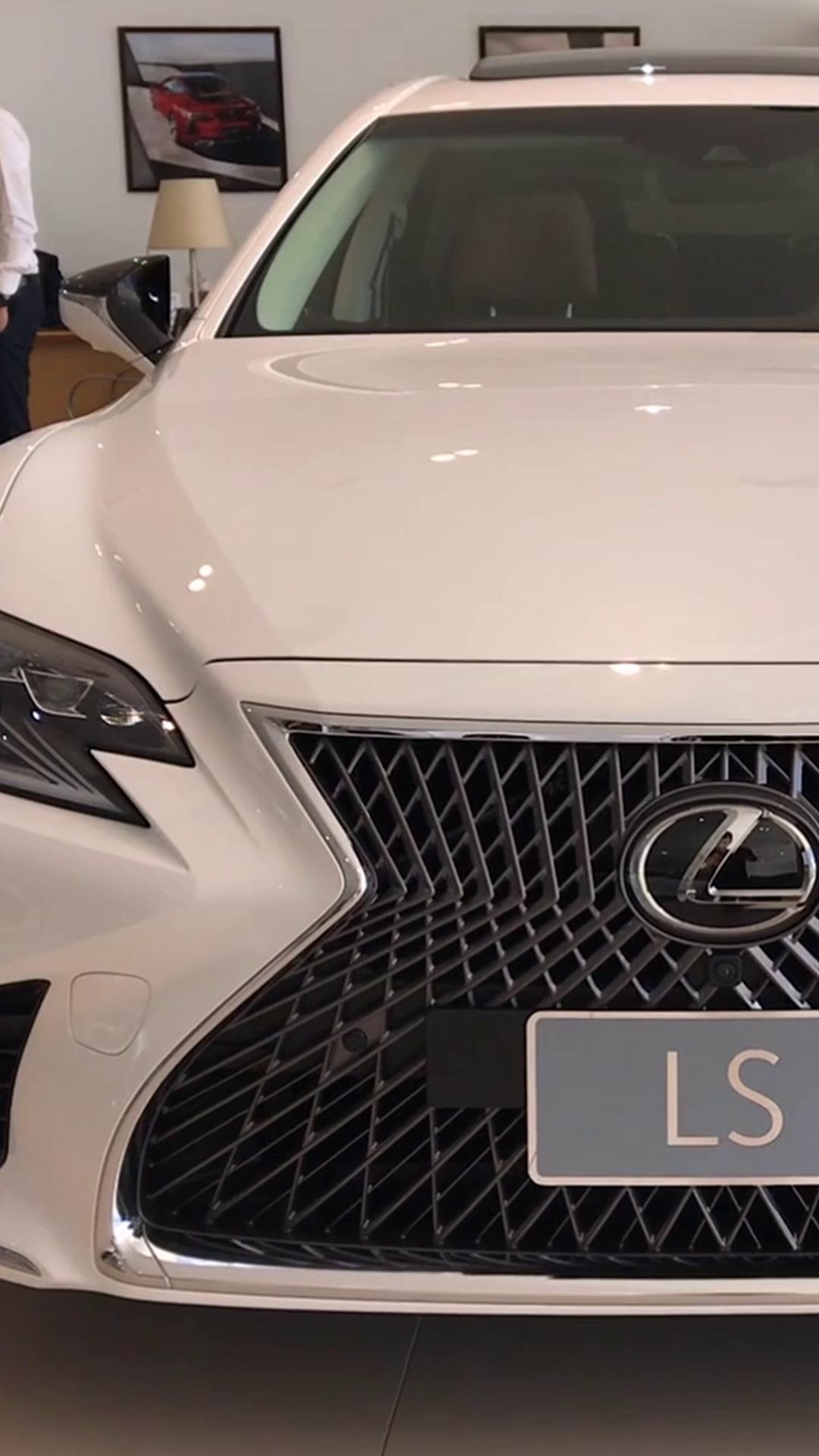 Lexus Ls 500 2020 1 80 Crore Real Life Review In 2020 Lexus Ls Lexus Luxury Sedan