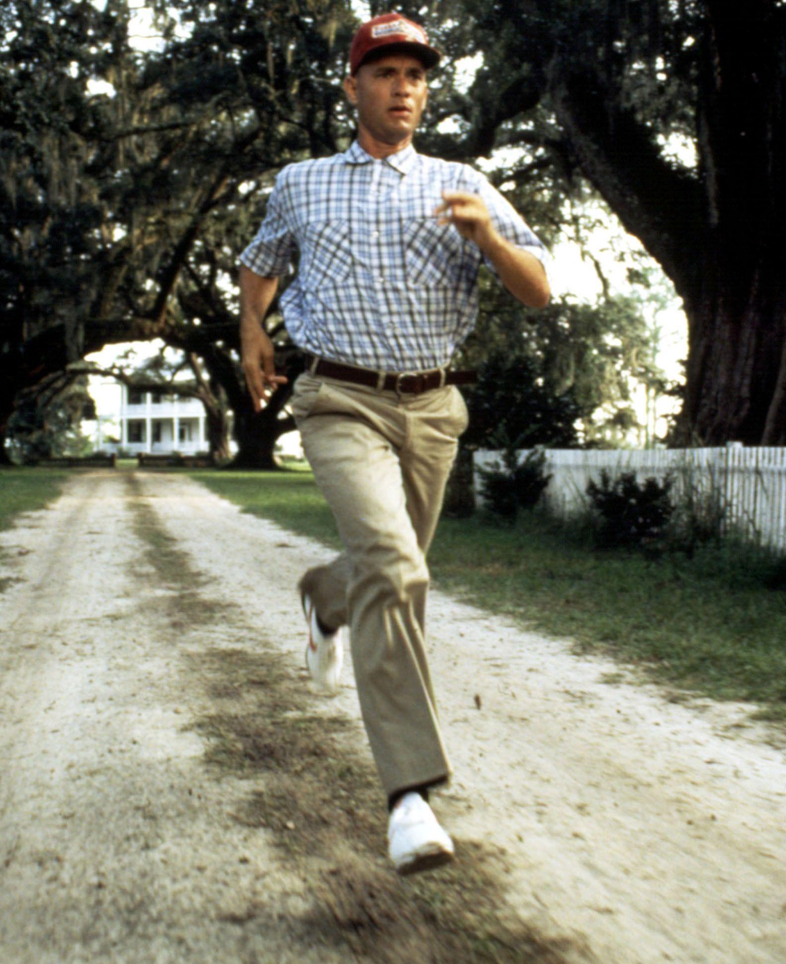 Le gusta correr