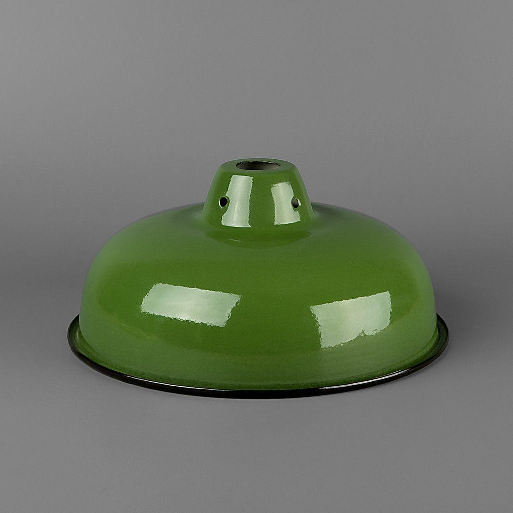 Enamel Shade Green