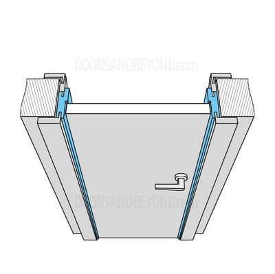 Single Rabbeted Jambs Pre Hanging Information Interior