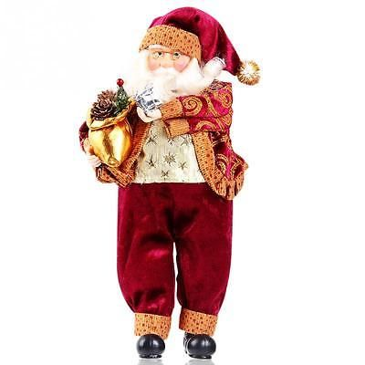 New Cute Christmas ornament Xmas Gift Decoration Santa Claus Sitting Style Decor https://t.co/o5WJBYlspS https://t.co/brUhTYwkXl