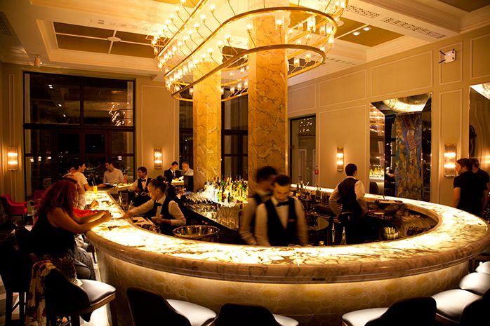Funicular Tblisi Restaurant Interior Design By Designlsm